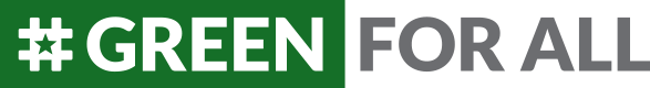 Green For All Logo