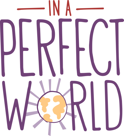 In A Perfect World Logo