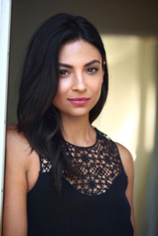 Portraits of Floriana Lima