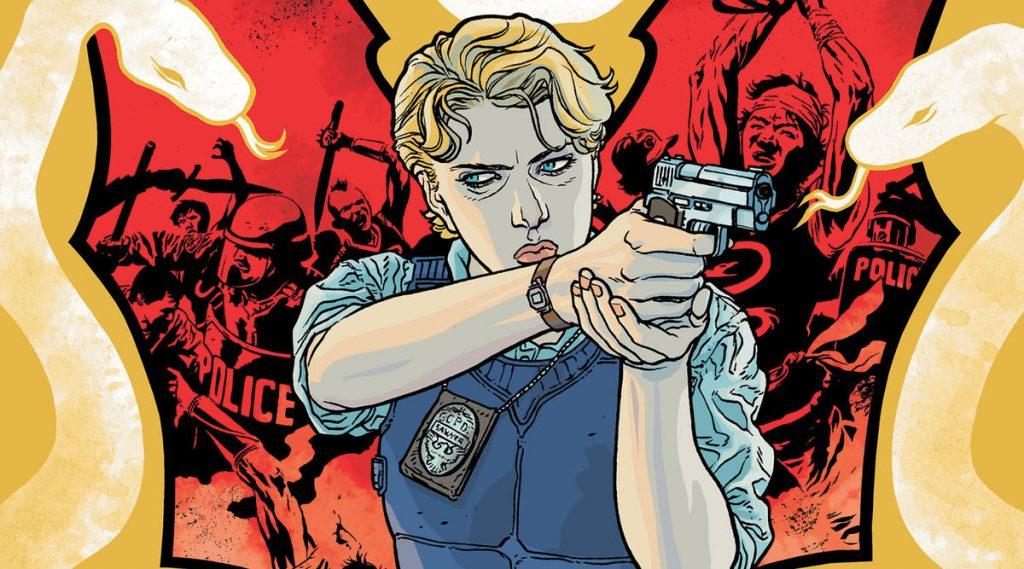 DC's Maggie Sawyer