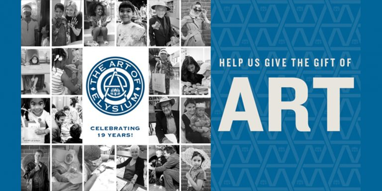 Help Us Give the Gift of Art