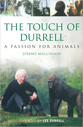 The Touch of Durrell Book Cover