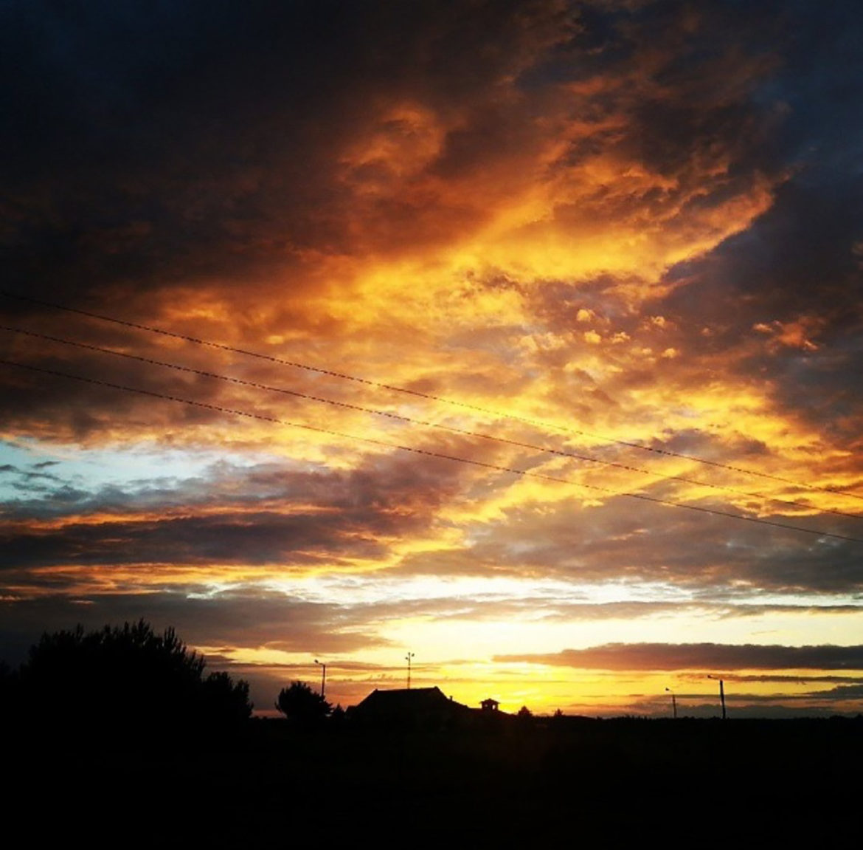 19 - Sunset in Poland - from Agnieszka @wogibogii