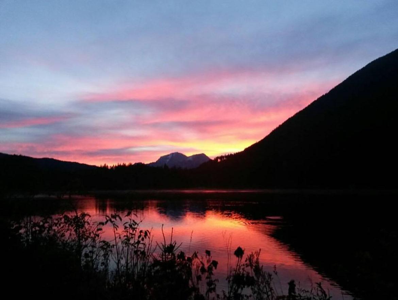 33 - Sunset in the Mountains - Marcus Hettmann