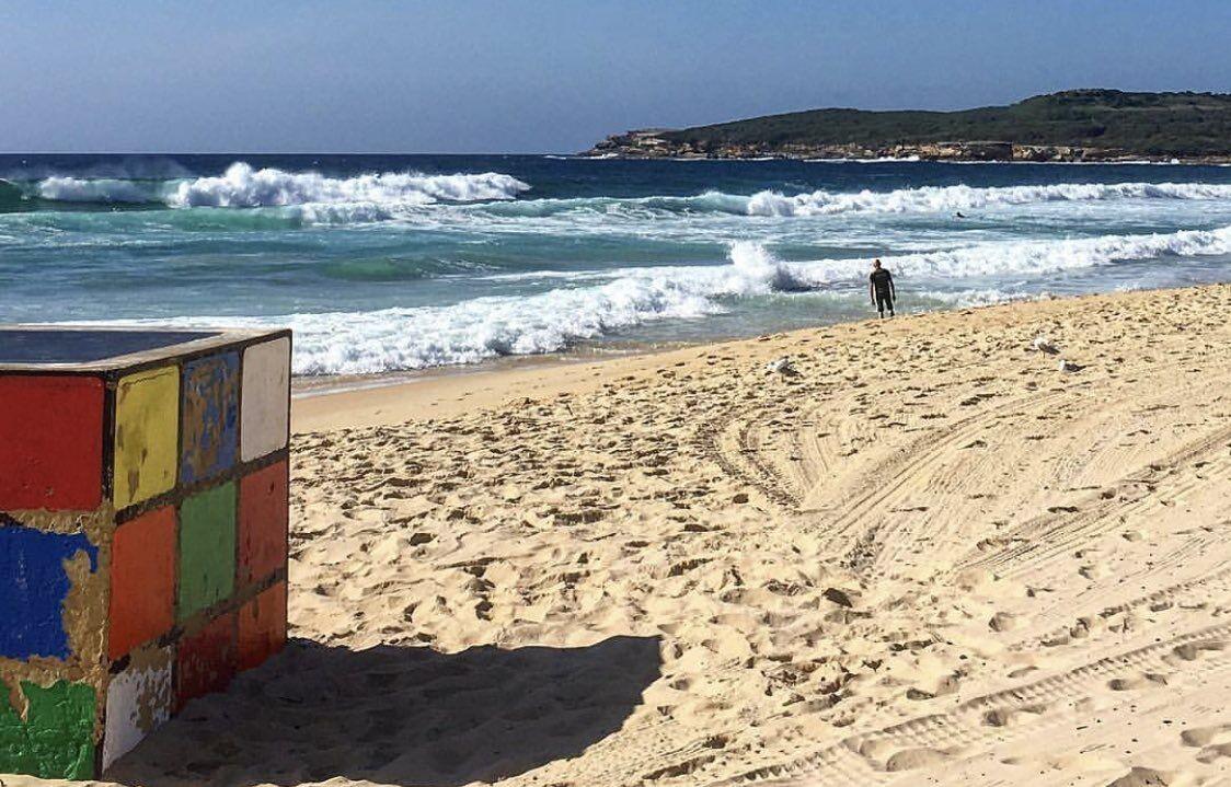 Maroubra Beach, NSW, Australia