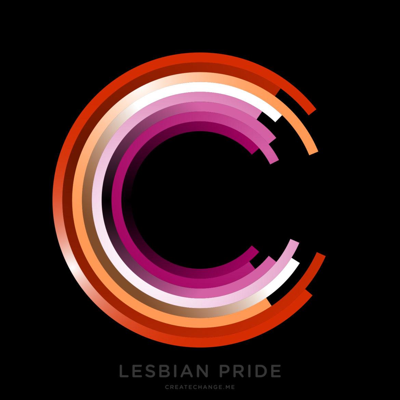 Pride Month Lesbian
