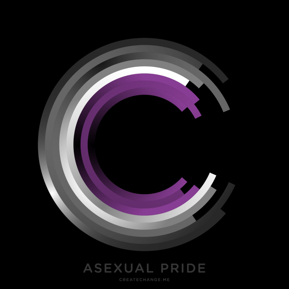 Pride Month Asexual