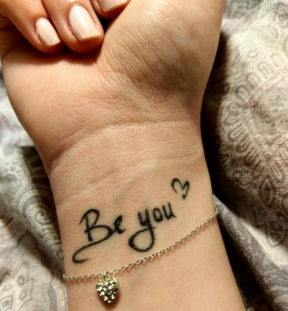 Be You - Tattoo