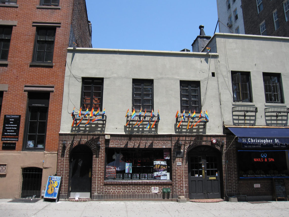 Stonewall Inn New York