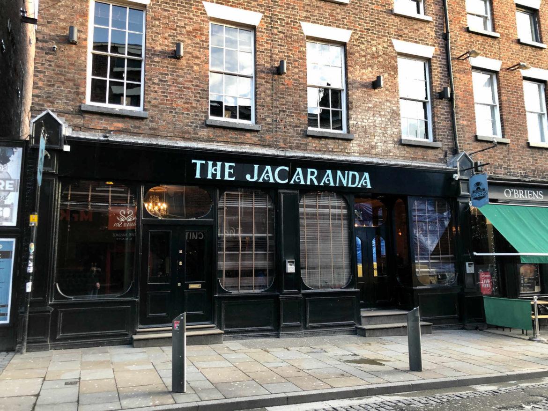 Liverpool Venue - The Jacaranda