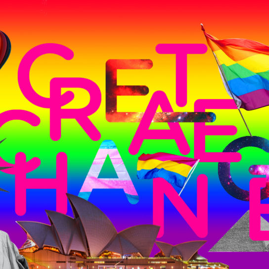 Create Change Pride