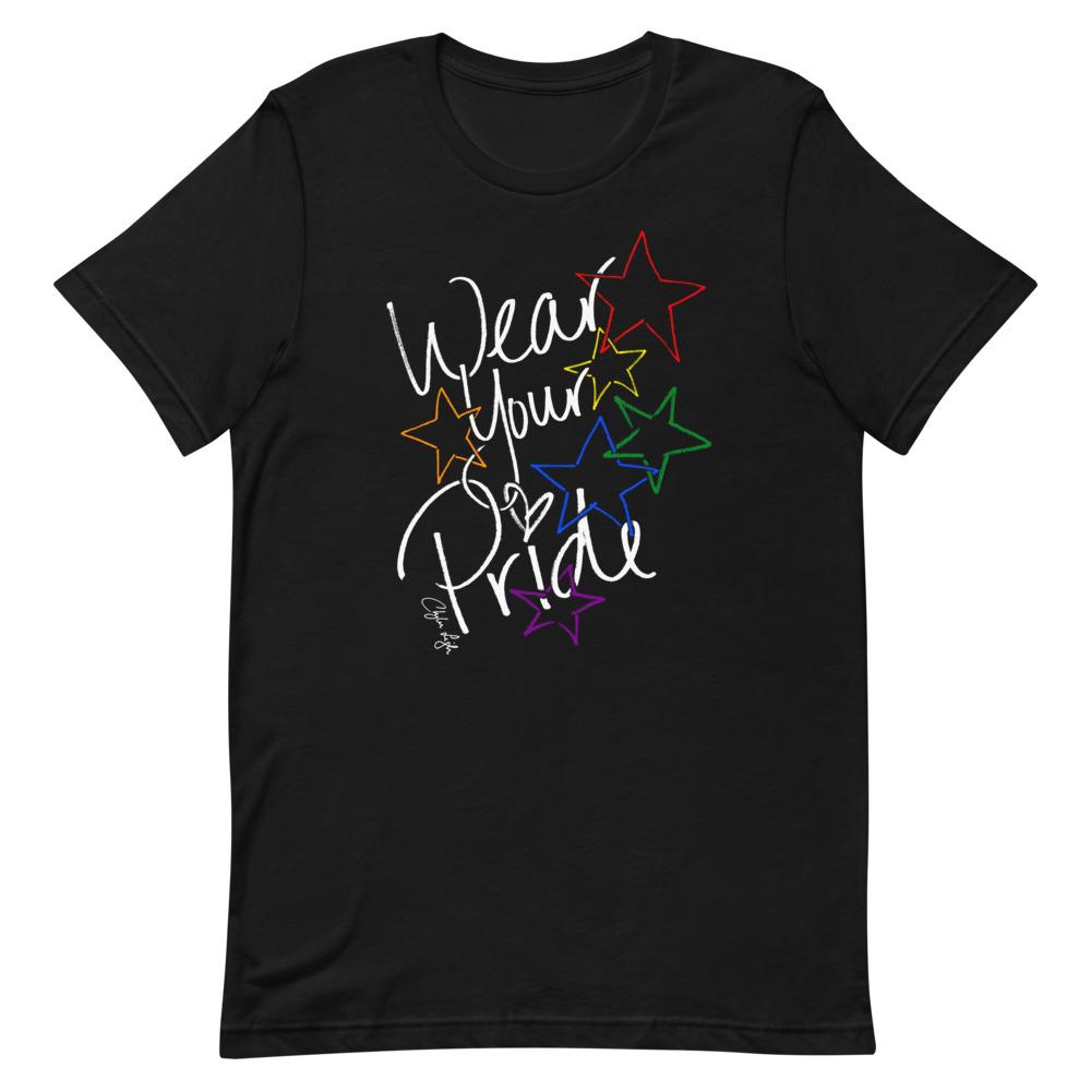 Wear Your Pride Merch