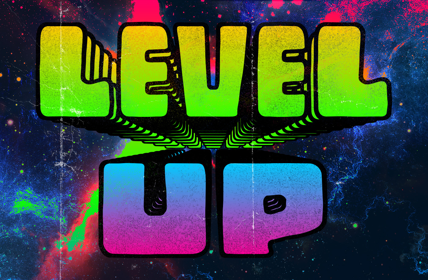 Level Up Campaign