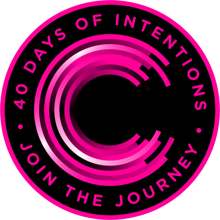 40 Days Of Intentions Seal